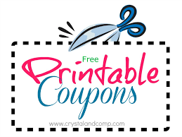 Free Print Coupons Websites To Find Printable Coupons