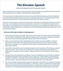 Elevator Pitch Examples For Students Elevator Pitch Example For Students Cycling Studio