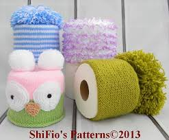 cozy paper holders. KNITTING PATTERN For 4 Toilet Roll Covers Tissue Cover Topper Owl PDF 256 Digital Download. Lace Knitting PatternsCrochet CozyPaper HoldersTissue Cozy Paper Holders S