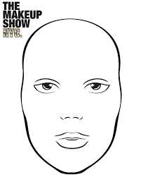 Blank Face Templates Awesome Blank Face Coloring Page Blank Face Coloring Page Blank Baby Face