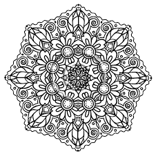 mandala coloring pages for adults free. Simple For Printable Mandala Coloring Pages For Adults  Free Mandalas  360 Degree And For M