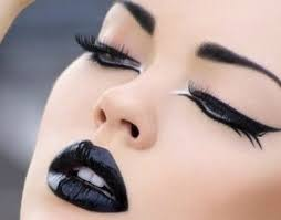 makeup and skin ideas with lip makeup for dark lips with emo eye makeup emo makeup tutorial tips and ideas