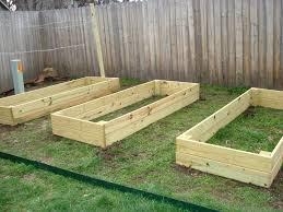 Vegetable Garden Planter Box Ideas
