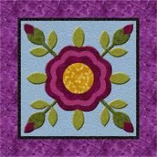 Bonus Project: Rose of Sharon | Quilt Patterns & Blocks | Angie's ... & 3D Rose of Sharon Project. ‹ Adamdwight.com