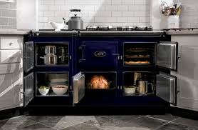 Aga Kitchen Appliances Will America Go Gaga For Aga The Fancy British Stove Is Poised