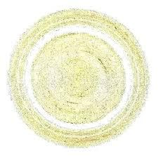 white round rug 8 foot round rug white circle rug black and white round rug round