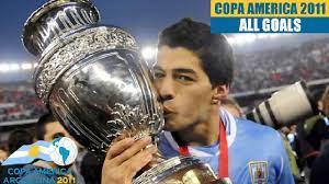 Copa America 2011 in Argentina. All Goals HD. - YouTube