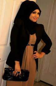 ��� ����� ������ �������� , hijab fashion 2014