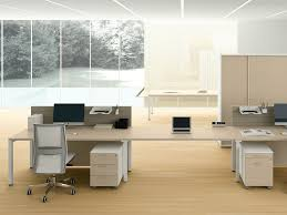 basic office desk. Sectional Rectangular Workstation Desk OXI BASIC | Office By Las Mobili Basic