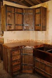 rustic cabinets. Rustic Kitchen Cabinets T