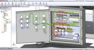 free electrical drawing at getdrawings com free for personal use how to make a schematic diagram 534x287 solidworks electrical takes on autocad, part 2