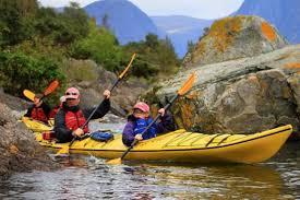Kayak Length Chart Kayak Paddle Sizing Guide Bending Branches