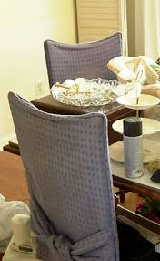 how to make slipcovers for dining room chairs