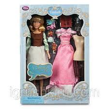 <b>Кукла Золушка поющая</b> (Cinderella Disney Singing Doll and ...