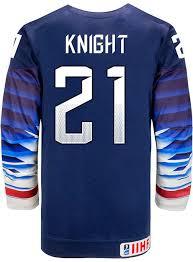 Nike USA Hockey Hilary Knight Away Jersey | USA Hockey Shop