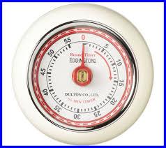 vintage kitchen timer fascinating eddingtons retro magnetic kitchen timer ivory delivery