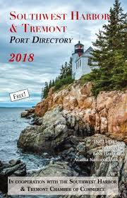 Southwest Harbor Tremont Port Directory 2018 By Metro