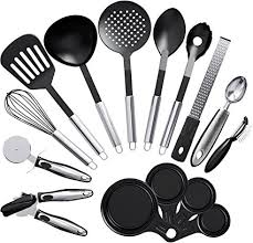 Amazoncom Vremi 15 Piece Kitchen Gadgets Cooking Utensils Set