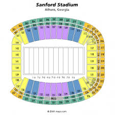 Bulldog Stadium Seating Chart Georgia Bulldogs Tickets For Sale Schedules And Seating Charts