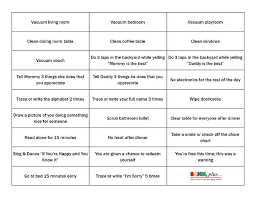 Consequence Jar Ideas And Free Printable For Your