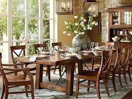 Pottery Barn Kitchen Curtains Dining Room Pottery Barn Style Dining Rooms 00015 Succeeding
