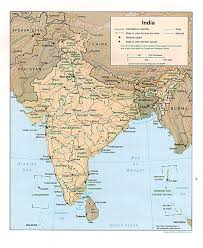 india maps perry castañeda map collection ut library online Nepal India Map Nepal India Map #45 nepal india border map