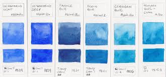 Jane Blundell Maimeri Blu Watercolours Full Range In 2019