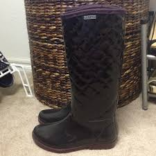 50% off Tommy Hilfiger Shoes - Tommy Hilfiger quilted rain boots ... & Tommy Hilfiger Shoes - Tommy Hilfiger quilted rain boots. Adamdwight.com