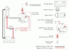 gm 1 wire alternator wiring diagram wiring diagram and schematics the gm 1 wire alternator wiring diagram delco alternator wiring diagram new unique gm 1 wire