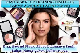 top 10 makeup academy in lajpat nagar