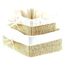 large decorative baskets woven storage wicker bins hand bas