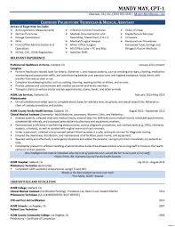 Medical Coder Resume Medical Coding Resume Stunning Resumes Billing Thrilling Cna 61