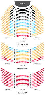 Acc Virtual Seating Chart Shubert Theatre Seating Chart Best Seats Pro Tips And More