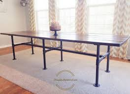 Build Dining Room Table Interesting Decorating Ideas
