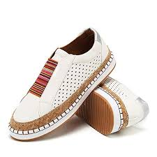 2019 <b>New</b> Slide <b>Hollow</b>-Out <b>Round</b> Toe Casual Women Sneakers ...