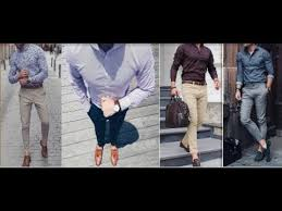 Latest Men's <b>Formal</b> Shirt <b>Pant</b> Fashion <b>2019</b> | Best <b>Formal</b> style ...