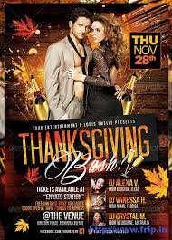 thanksgiving party flyer are you ready to celebrate thanksgiving party with us if yes