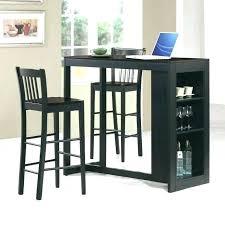 bar table with wine rack pub holder29 wine