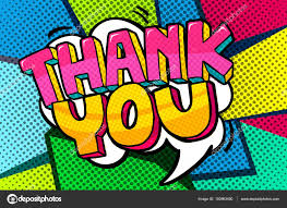 Word Thank You Thank You Word Bubble Stock Vector Vectorstory 150963450