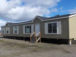 4 Bedroom Mobile Home For Sale