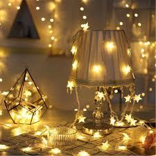 Dây đèn LED dài 3 mét dạng bóng tròn màu vàng để trang trí đám cưới giảm  chỉ còn 26,778 đ