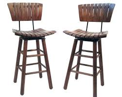 excellent oak swivel bar stools full size of oak swivel bar stools with arms black leather