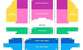 Fox Theater Seating Chart View Fox Seating Dropkickmusic Co
