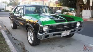 Chevrolet Nova Custom Mod w/406ci V8