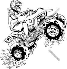 four wheeler coloring pages. Modren Wheeler Interesting Decoration 4 Wheeler Coloring Page Four  Pages Site On To T