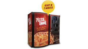 Pizza Vending Machine Nyc Interesting Pizza Vending Machines To Roll Out Across Central Florida