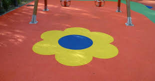 Resultado de imagen de epdm parques infantiles