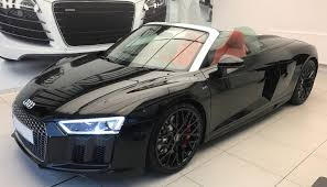 audi r8 convertible black. Unique Convertible Previous Next And Audi R8 Convertible Black A