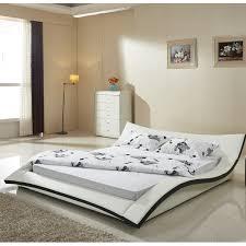 Orren Ellis Kristie California King Upholstered Platform Bed ...