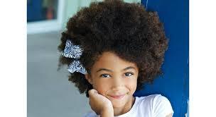 Cheveux Crépus 32 Coiffures Pour Petite Fille